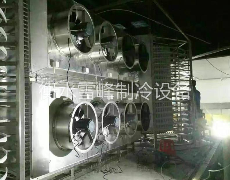 不锈钢速冻风机